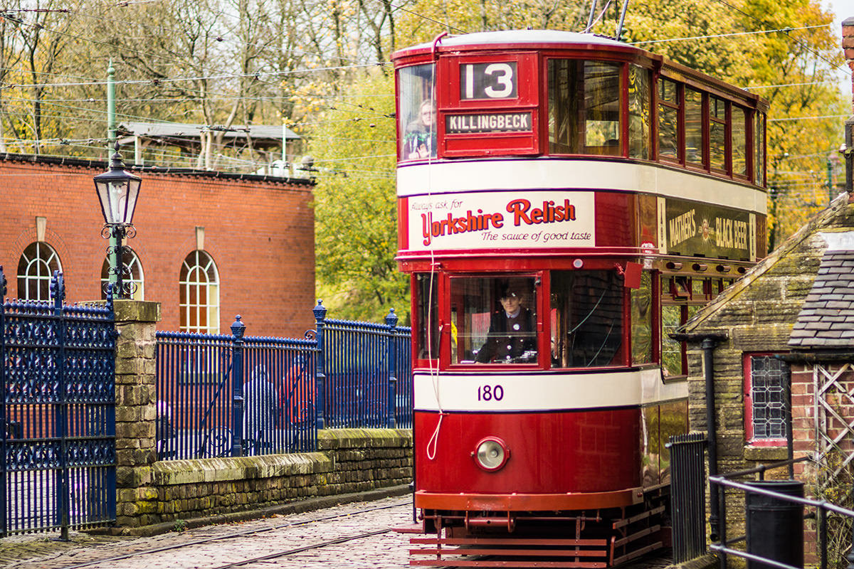 Crich Tramway Village by Phil Sproson Photography