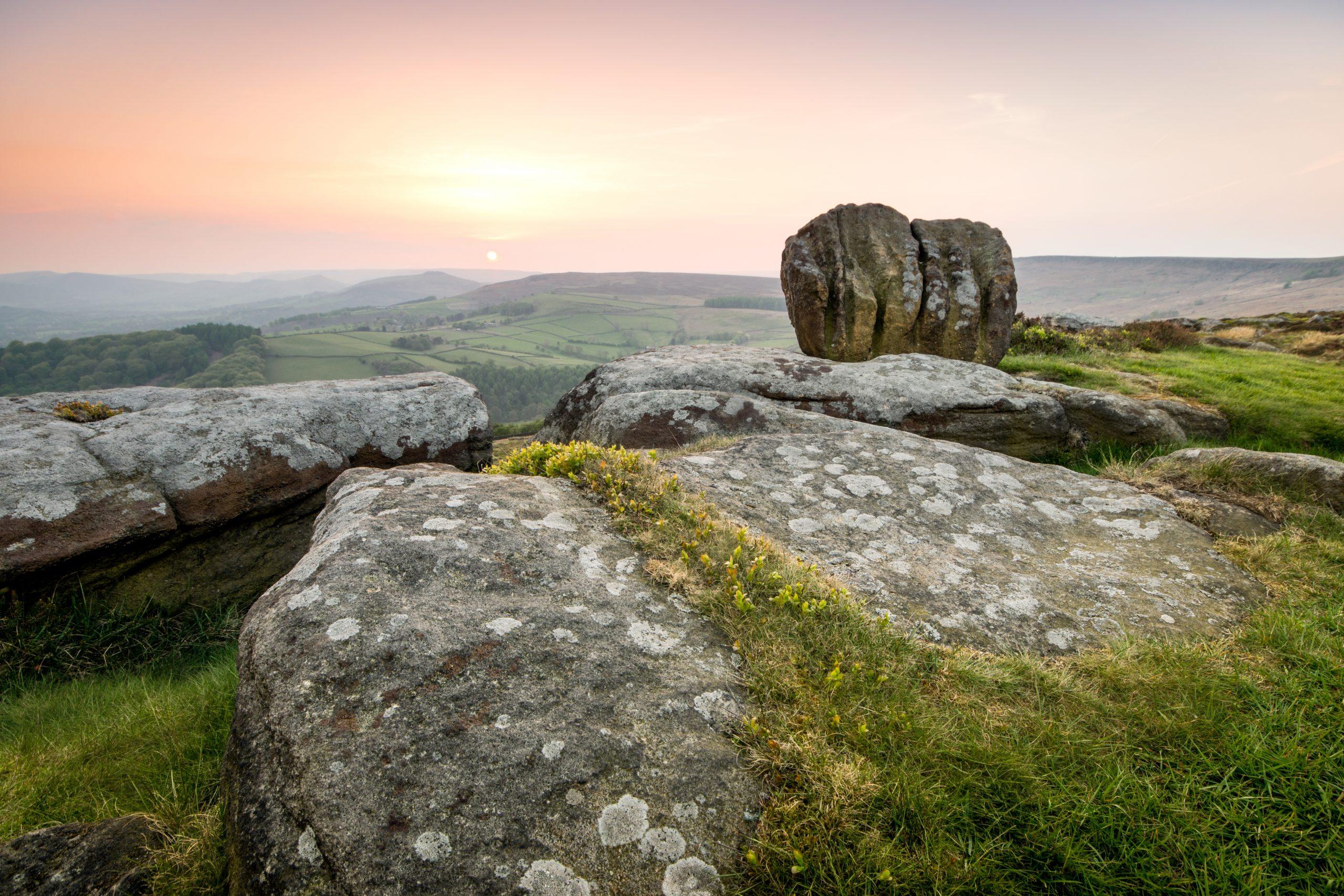 Carhead Rocks by Phil Sproson Photography
