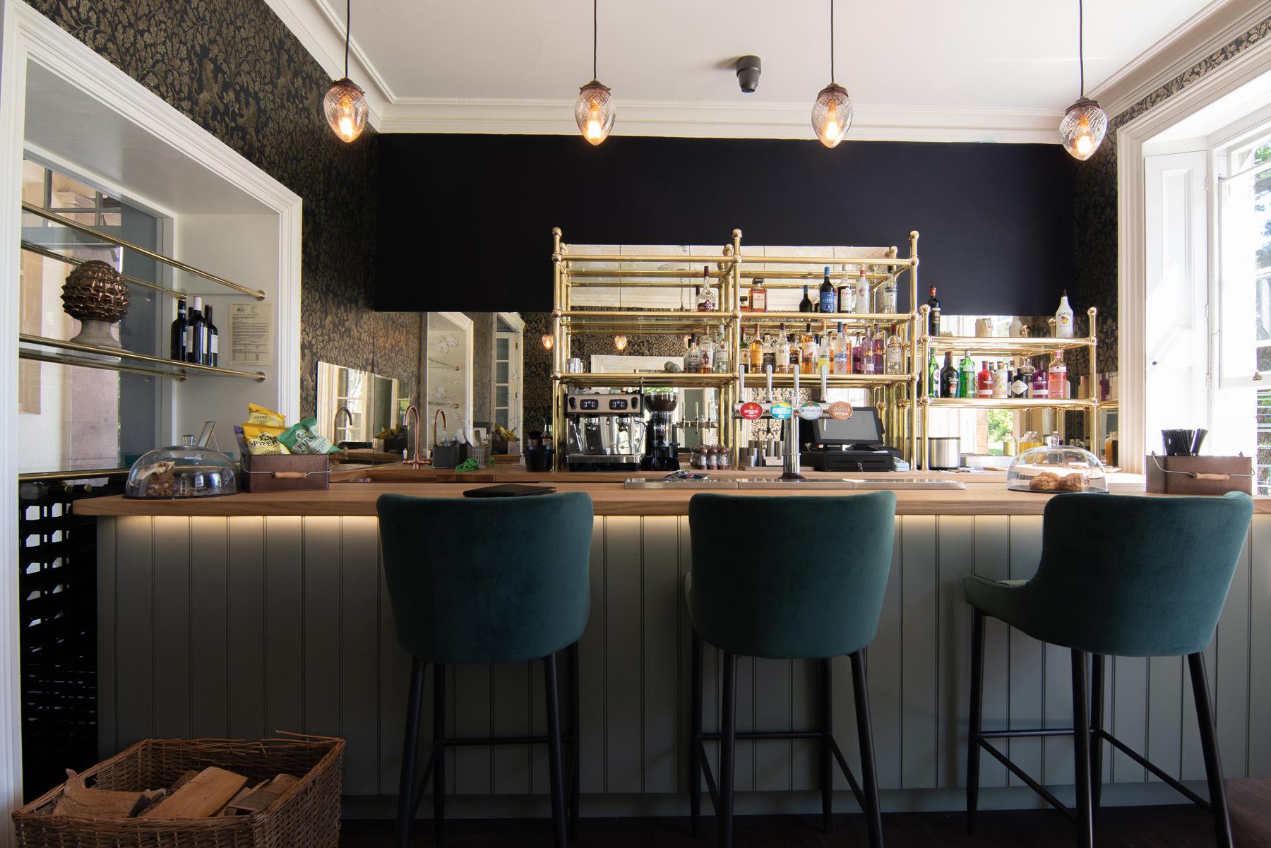 Oakhill Cromford Bar Area