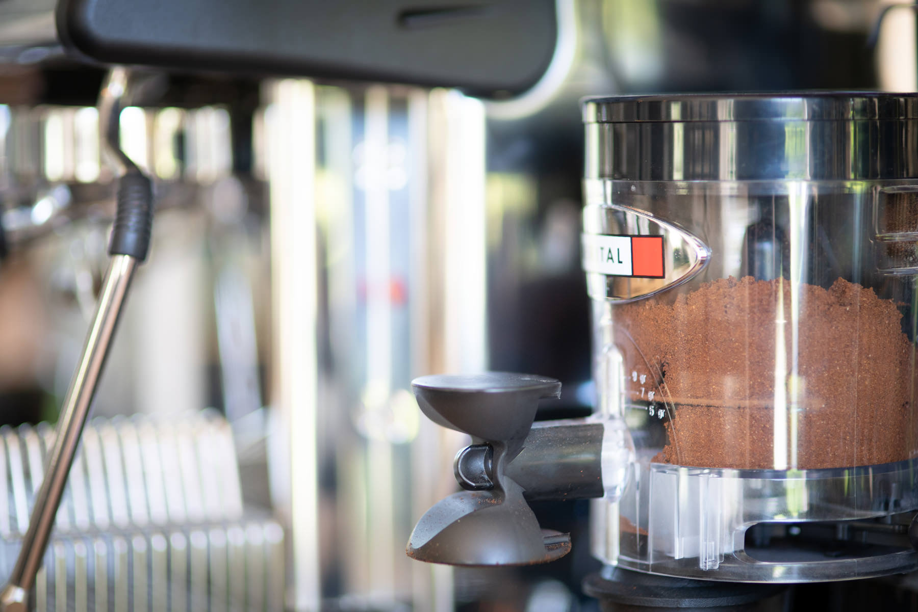 Oakhill Cromford Coffee Machine