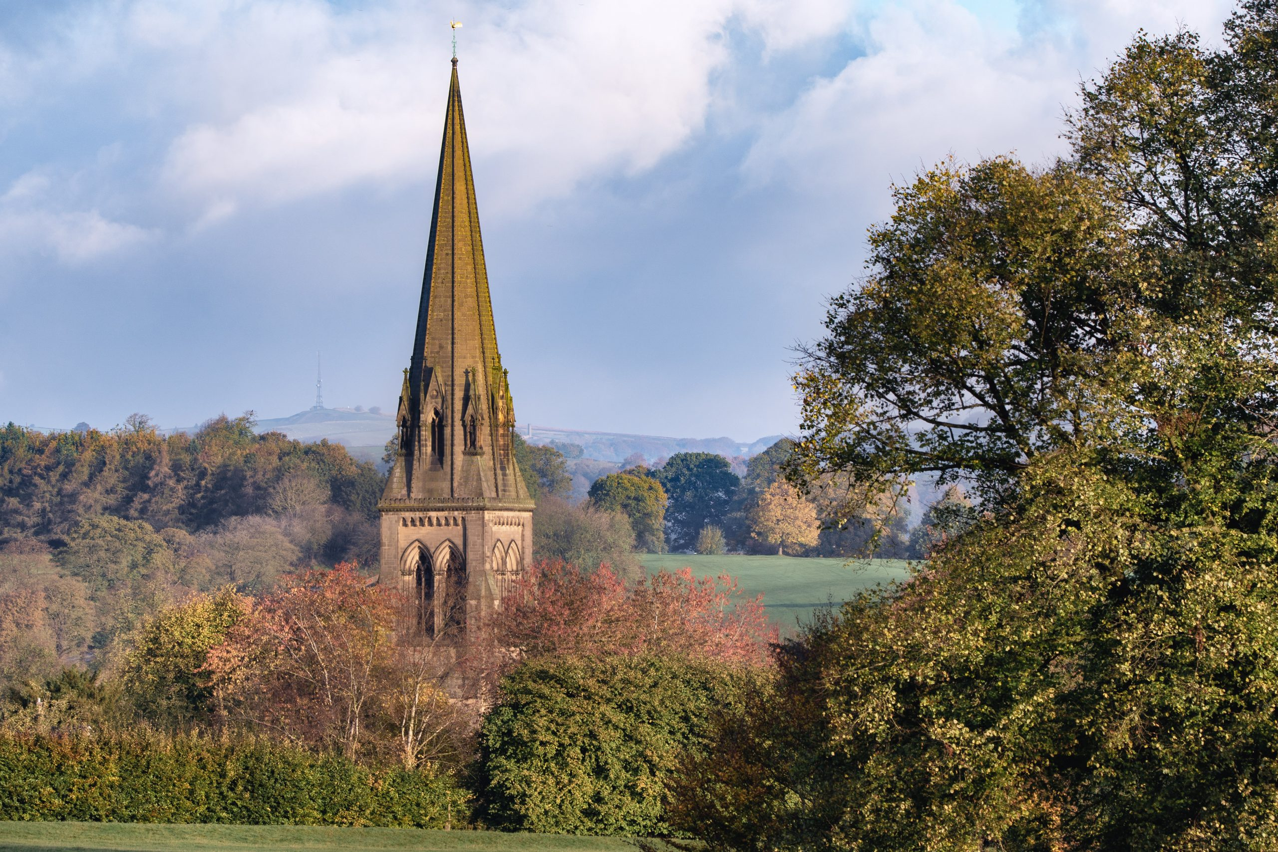 Edensor  by Phil Sproson Photography